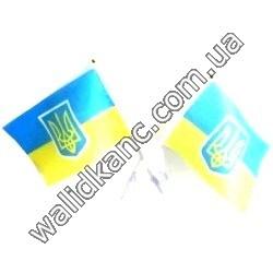 Флаг Украины 14*21