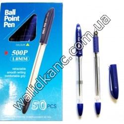 ТZ 500 P ручка масляная, фиол.