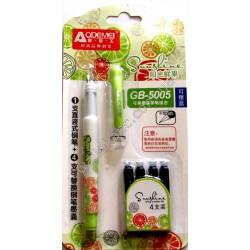Чернильная ручка + капсулы фиол. 5005