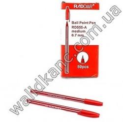 """Ручка RD-555 """"RADDAR"""",кр."""