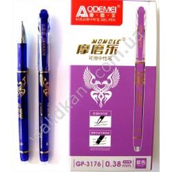 """Ручка""""пиши-стирай"""" 3176 гелевая,фиол."""