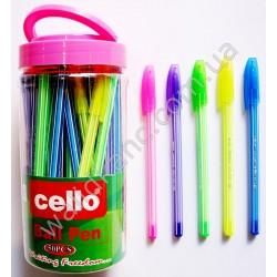 "Ручка шариковая ""Cello""-554D"