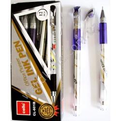 """601В""""Walid""""ручка гелевая,фиол."""