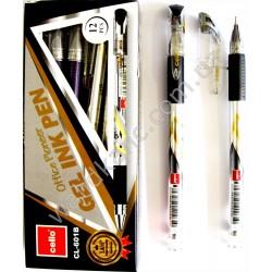 """601В""""Walid""""ручка гелевая,черн."""